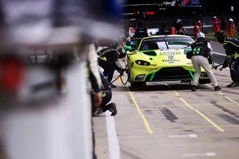 #97 Aston Martin Racing Aston Martin Vantage AMR: Alex Lynn, Maxime Martin, Jonathan Adam