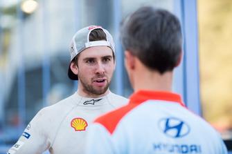 Anders Jæger, Hyundai Motorsport