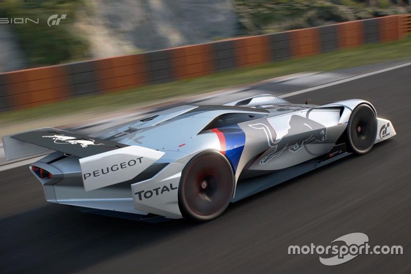 Peugeot L750R HYbrid Vision Gran Turismo (octubre 2017)