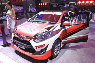 Toyota Agya 1.200cc, Toyota Team Indonesia