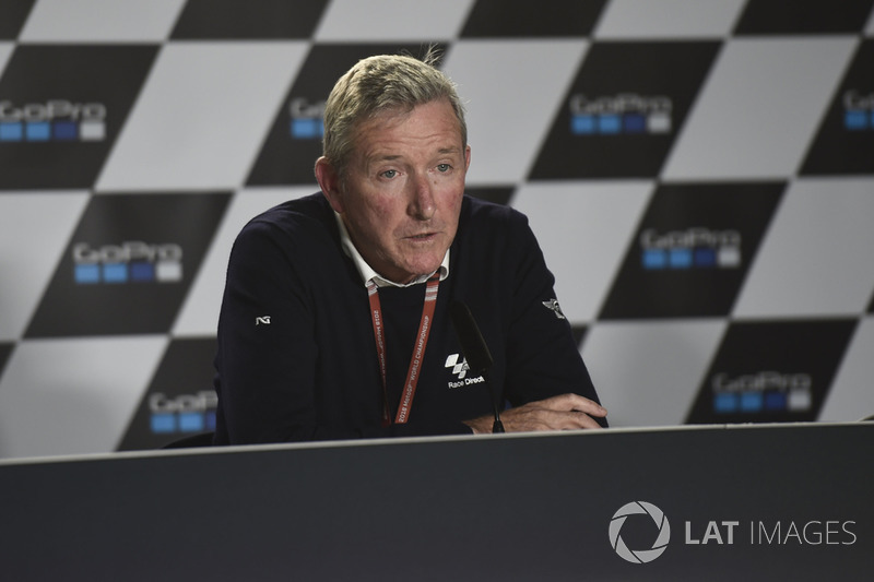 Mike Webb, MotoGP Race Director