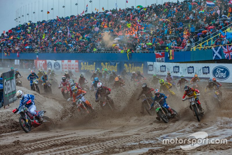 Motocross of Nations in Assen