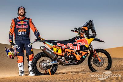 Lancement Red Bull KTM Factory Racing