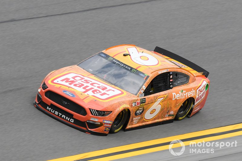 #6: Ryan Newman, Roush Fenway Racing, Ford Mustang