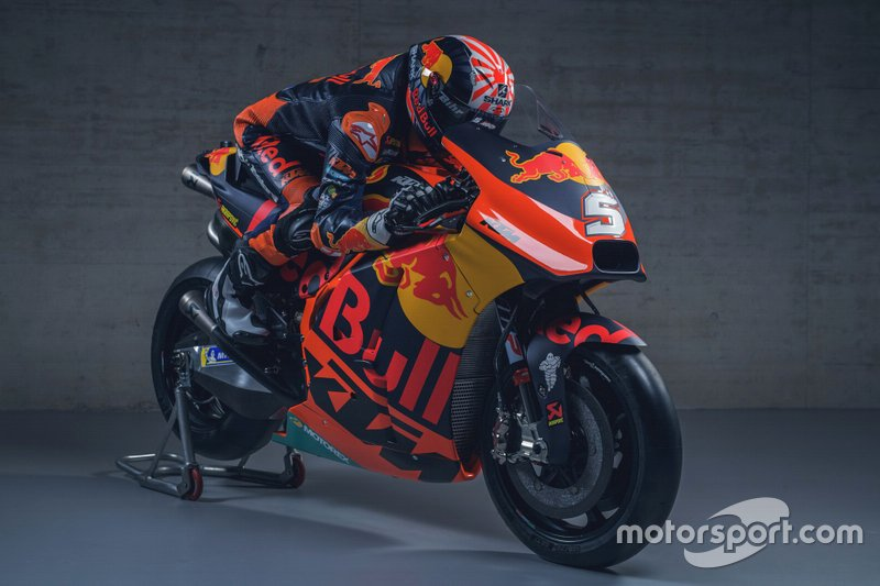 Жоанн Зарко, Red Bull KTM Factory Racin