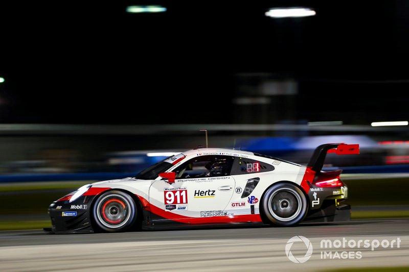 #911 Patrick Pilet, Nick Tandy, Frederic Makowiecki; Porsche GT Team, Porsche 911 RSR (GTLM)