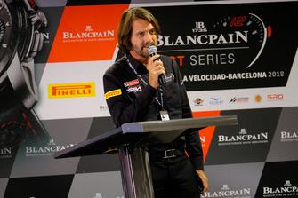 Stéphane Ratel, CEO y fundador de SRO