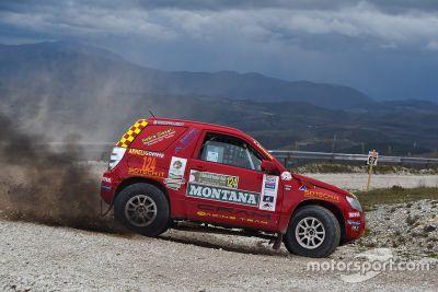Suzuki Cross Country: Baja Nido dell'Aquila