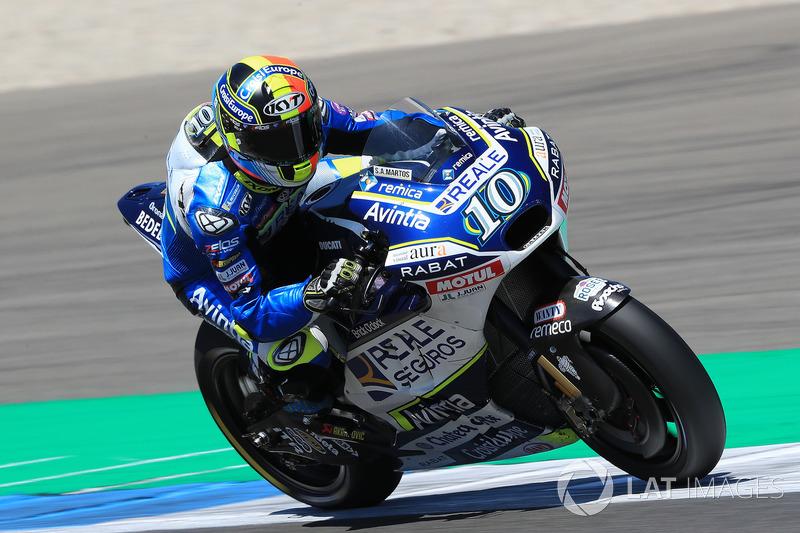 23º Xavier Simeon, Avintia Racing