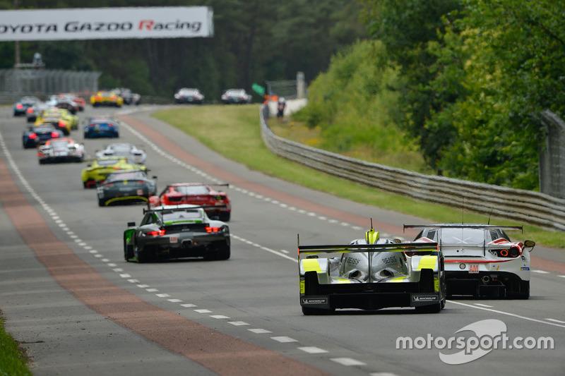 #4 ByKolles Racing Team Enso CLM P1/01: Oliver Webb, Dominik Kraihamer, Tom Dillmann