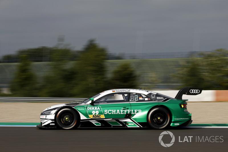 5. Mike Rockenfeller, Audi Sport Team Phoenix, Audi RS 5 DTM