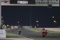 Andrea Dovizioso, Ducati Team, Marqez, chequered flag