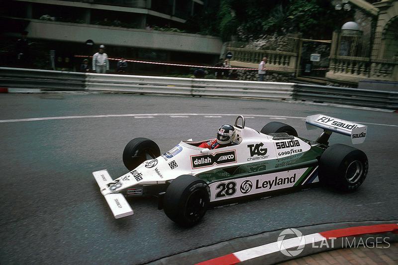1980: Williams-Cosworth FW07B
