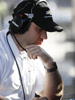 Will Power, Team Penske Chevrolet, engineer