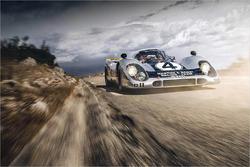 Porsche 917 mit Straßenzulassung