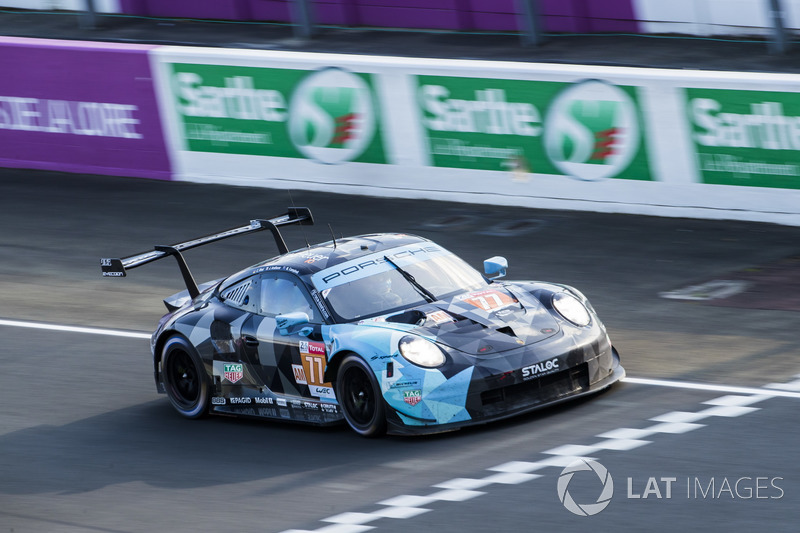 48. #77 Proton Competition Porsche 911 RSR