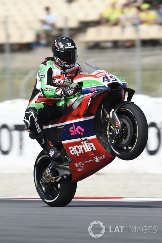 MotoGP Catalunya: Scott Redding, Aprilia Racing Team Gresini