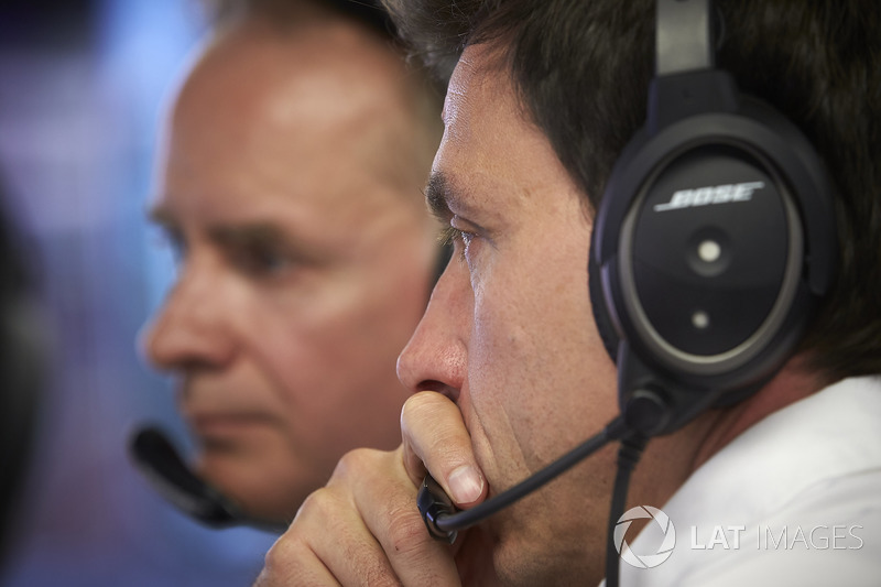 Toto Wolff, Direttore esecutivo (Business), Mercedes AMG