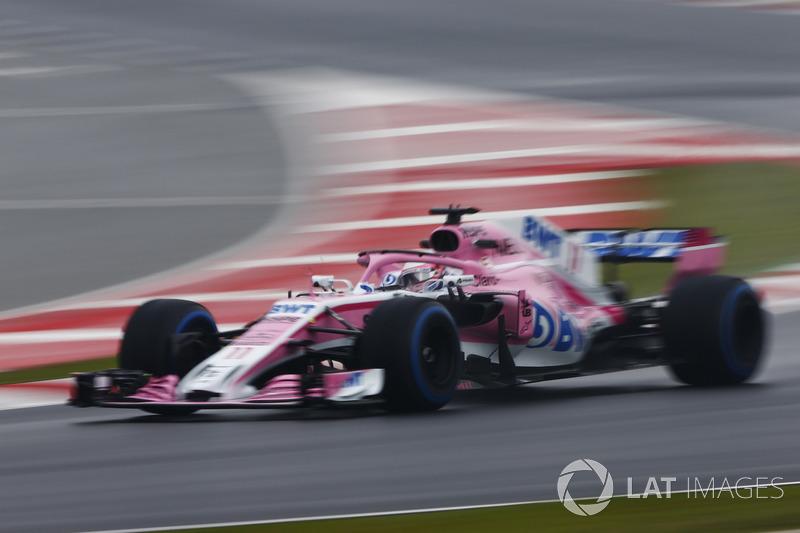 Серхио Перес, Force India