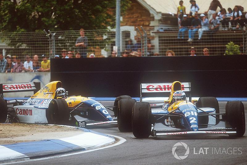 1 Williams FW15C - 1993