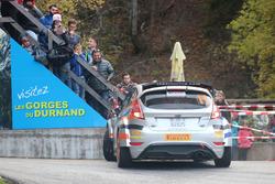 Michael Burri, Anderson Levratti, Ford Fiesta R5, D-Max Swiss, Dreher SP12