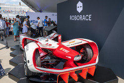 Roborace display
