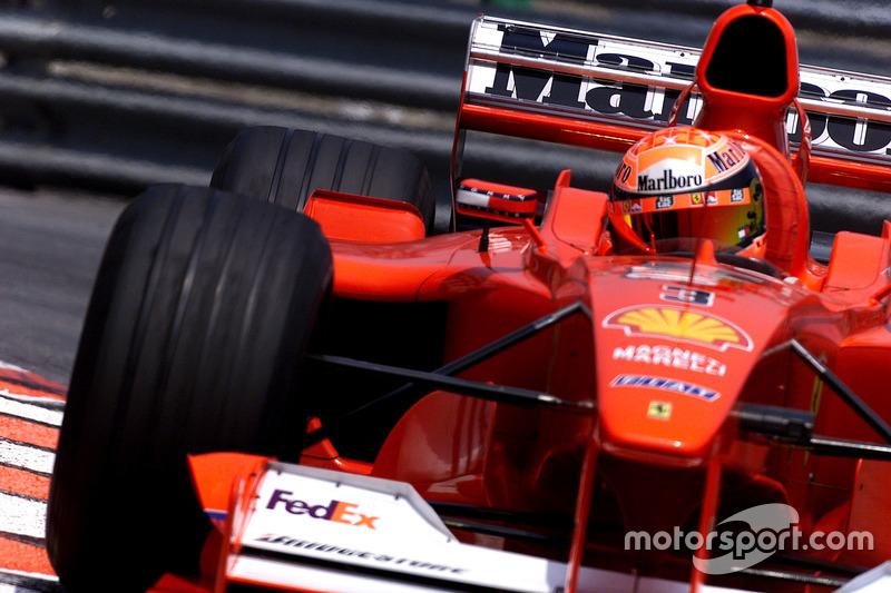 #25 GP de Monaco 2000 (Ferrari F1-2000)