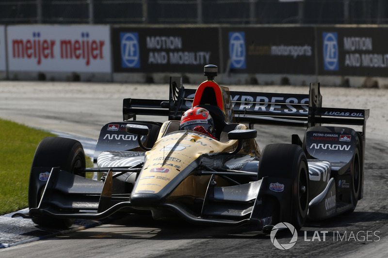 James Hinchcliffe, Schmidt Peterson Motorsports, Honda