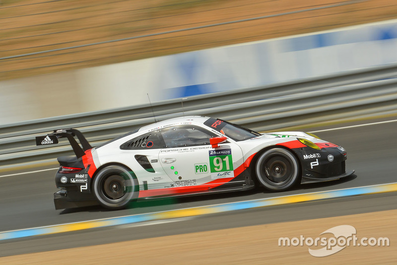 LMGTE-Pro: #91 Porsche Team, Porsche 911 RSR