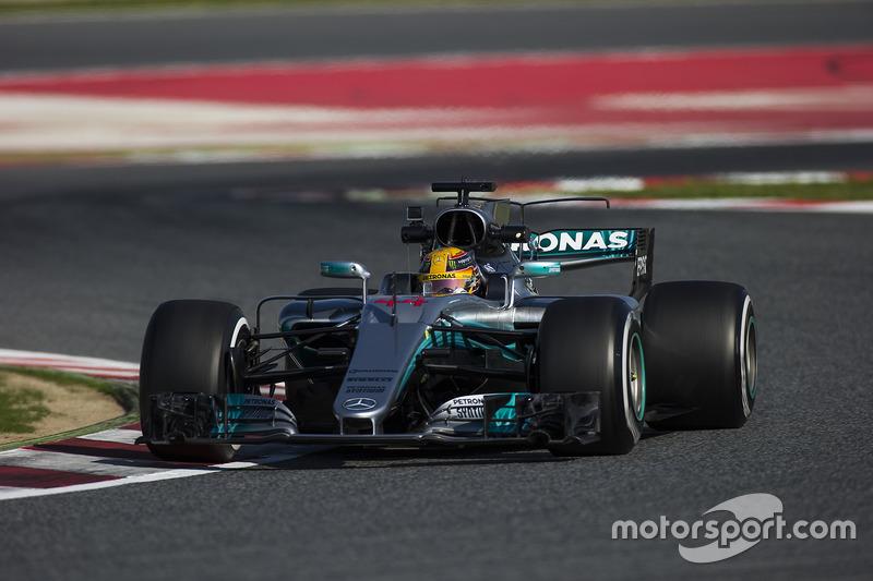Formula 1 Test Barcellona, Giorno 2