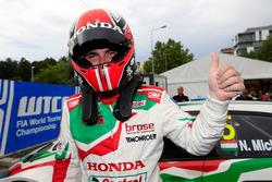 Победитель Норберт Михелиц, Honda Racing Team JAS