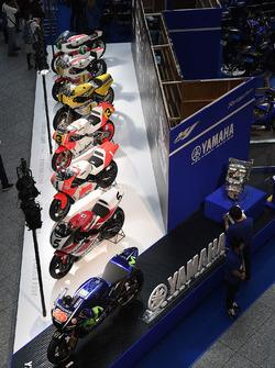 Historische Yamaha's