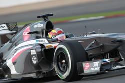 Robin Frijns, Sauber C32