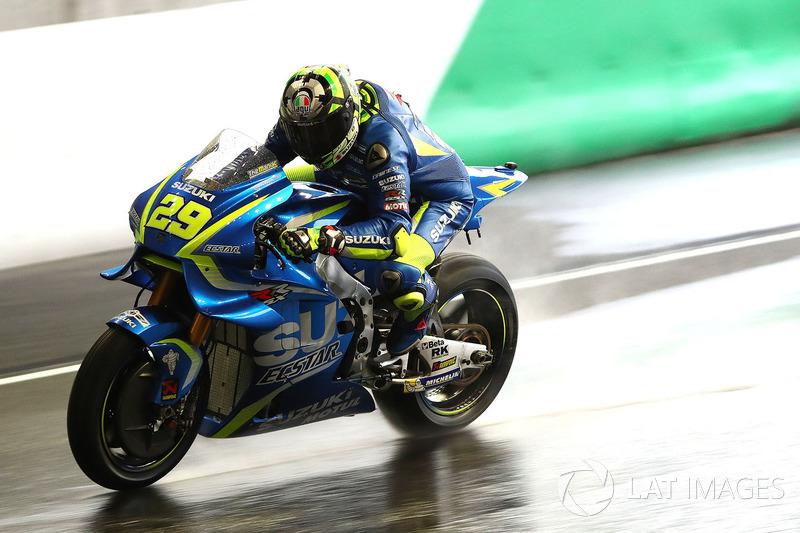 7. Andrea Iannone, Team Suzuki MotoGP