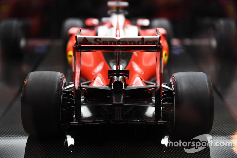 Amalgam Ferrari, modelo