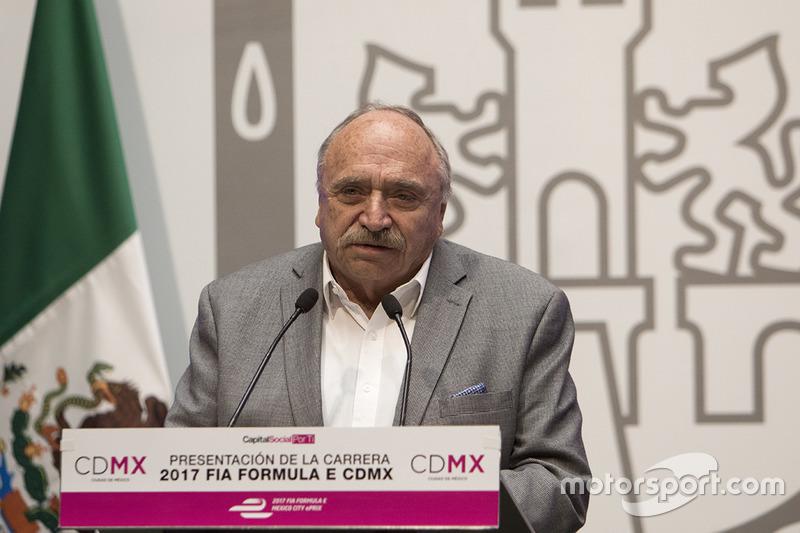 José Abed, Vicepresidente FIA México