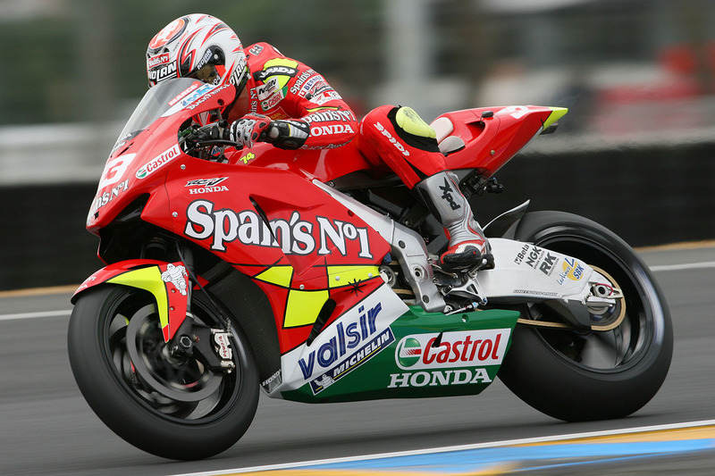 Marco Melandri, 2006 Honda RC211V