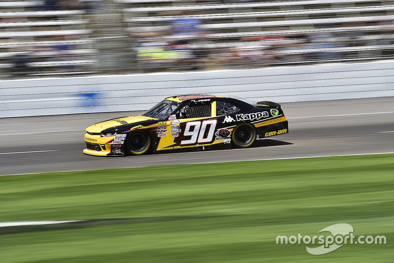 Alex Labbé, King Autosport, Chevrolet