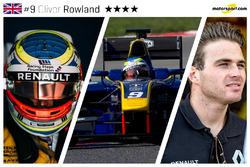 Oliver Rowland