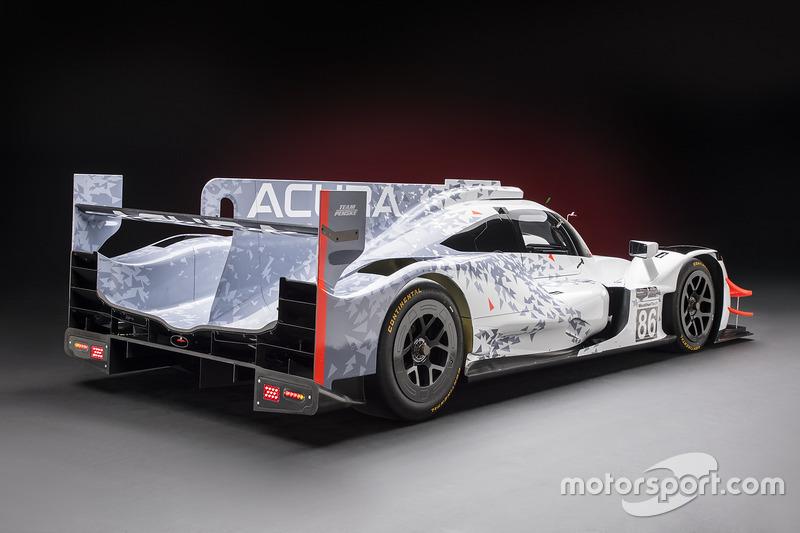 Bekijk de Acura ARX-05 in volle glorie: