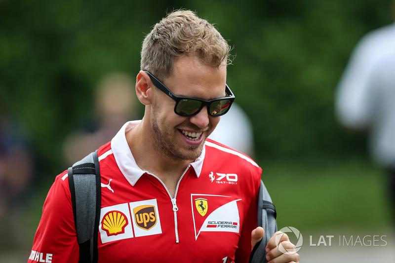 Confirmado: Sebastian Vettel (Alemania)