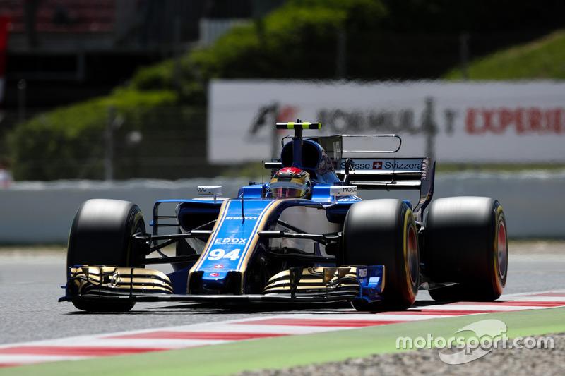15. Паскаль Верляйн, Sauber C36