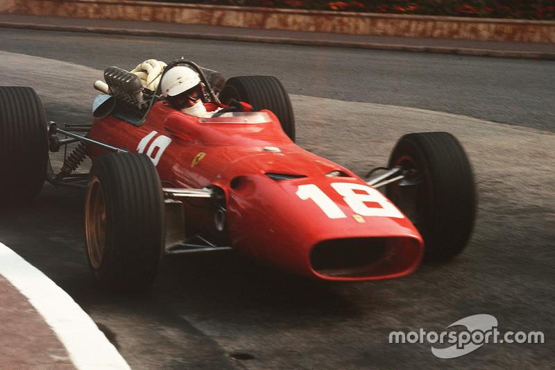 جائزة موناكو الكبرى 1967: وفاة لورينزو بانديني