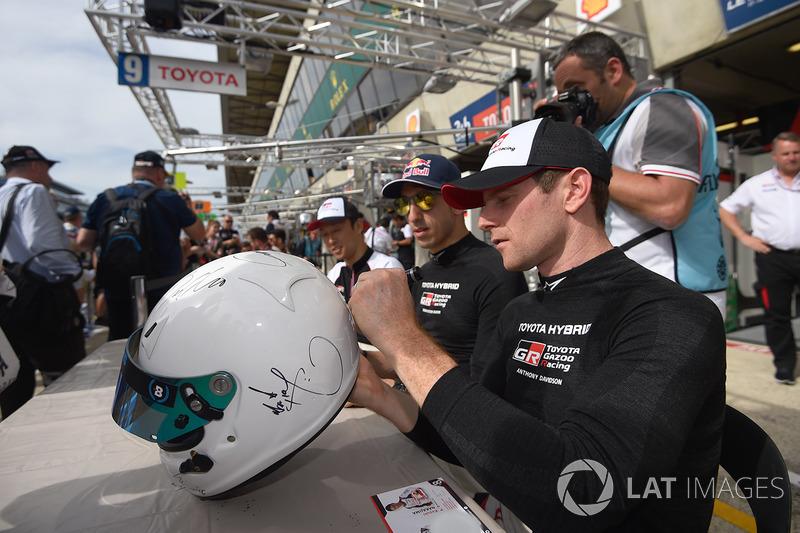Энтони Дэвидсон, Toyota Gazoo Racing