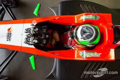 Test Nürburgring maart