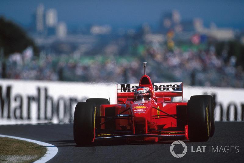 1997:Michael Schumacher, Ferrari