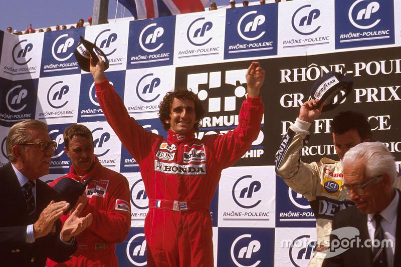 GP de Francia 1989