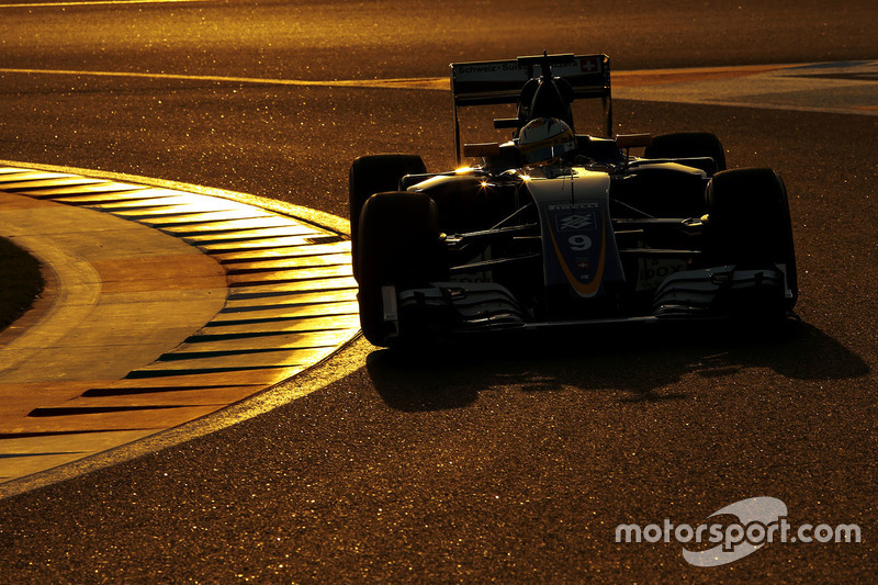 15e - Marcus Ericsson (Sauber)