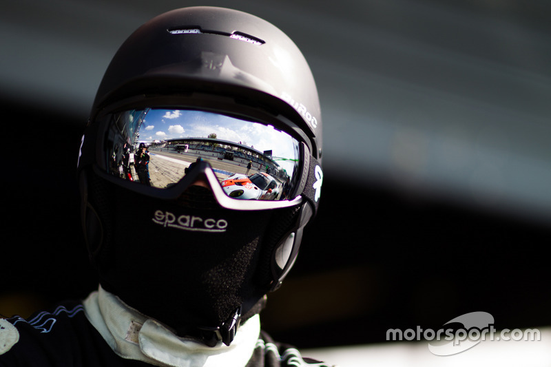 Teammitglied: Gulf Racing