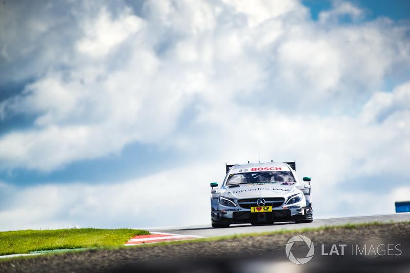 8. Gary Paffett, Mercedes-AMG Team HWA, Mercedes-AMG C63 DTM